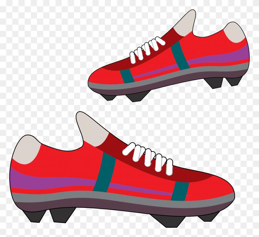 Running Shoes Clipart - Running Shoes Clipart
