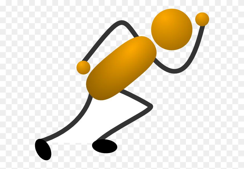 Running Stick Figure Hi Clipart Stick Figures - Men Running Clipart
