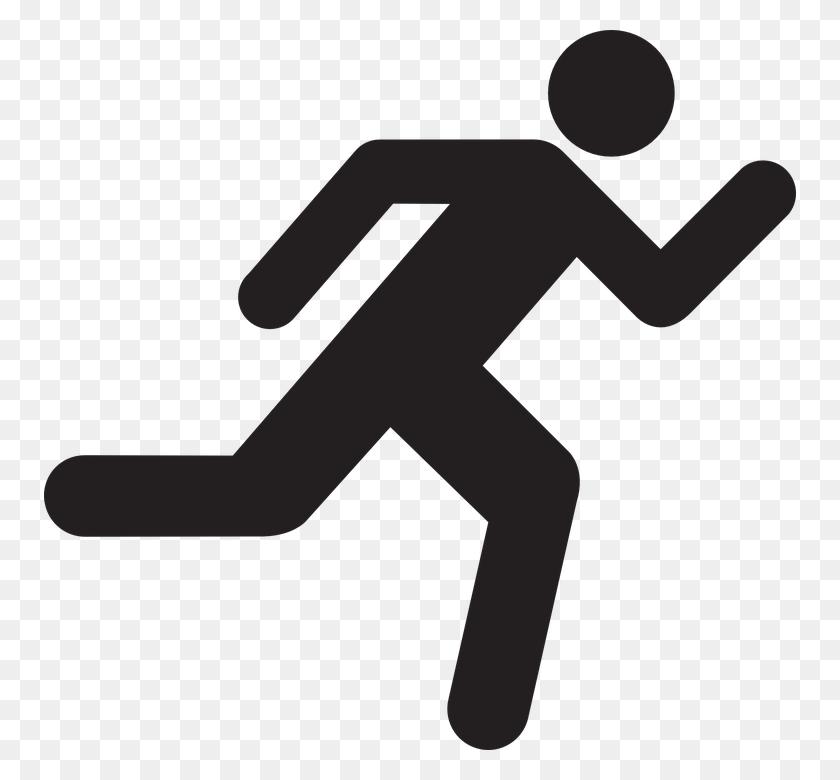 Running Stick Man Free Download Clip Art - Running Man Clipart