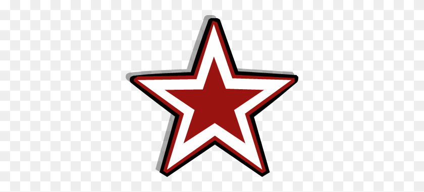 Russian Star - Star PNG Image