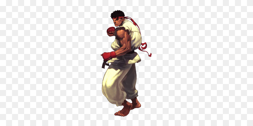 270x360 Ryu Png Free Download - Ryu PNG