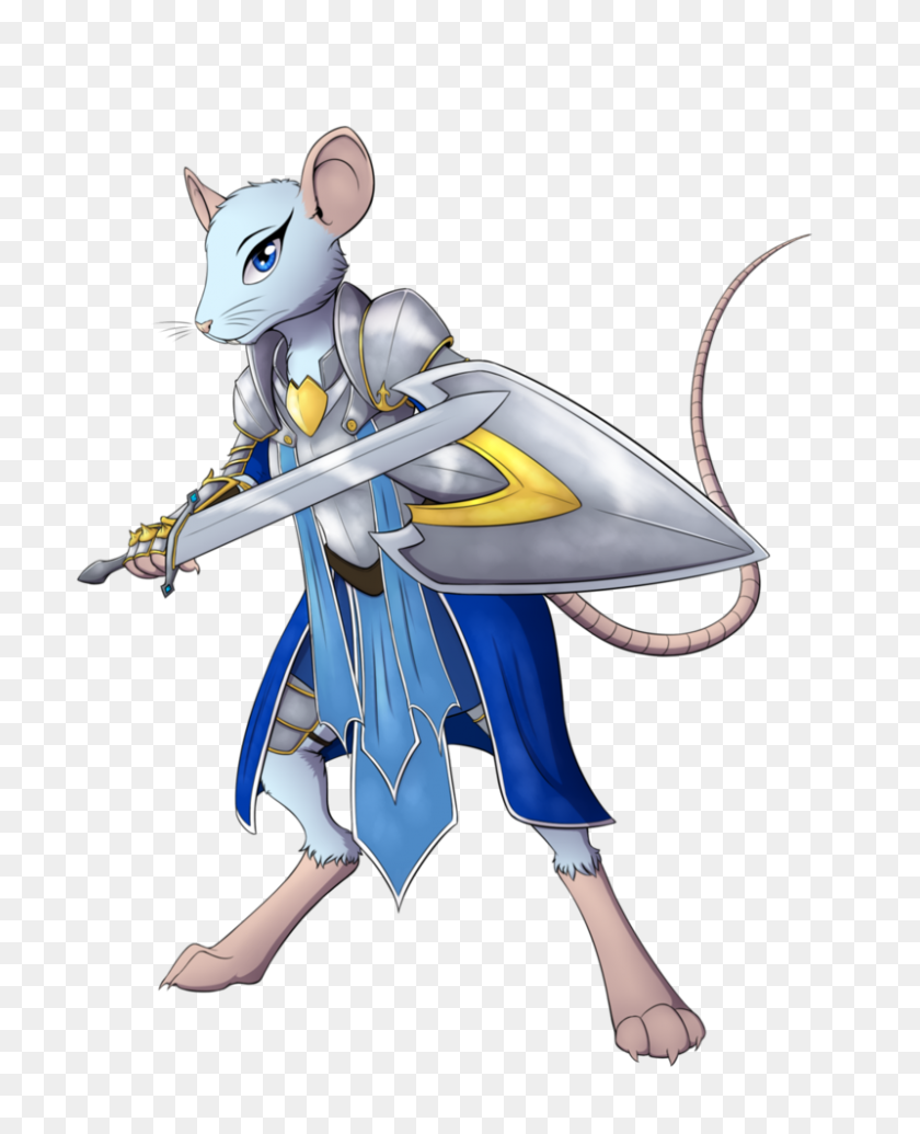 800x1000 Ryu The Brave Rat - Ryu PNG