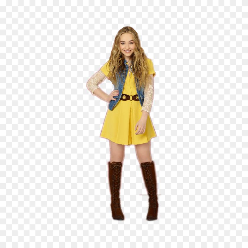 2896x2896 Sabrinacarpenter Mayahart Gmw Girlmeetsworld - Sabrina Carpenter PNG