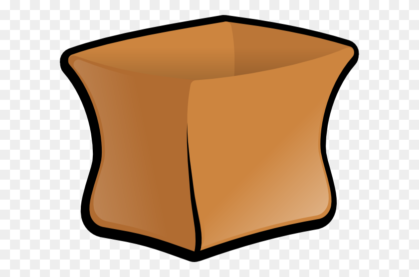 600x495 Sack Clip Art - Sack Lunch Clipart