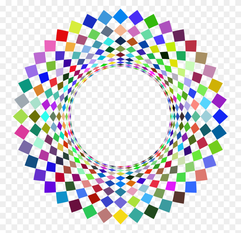 750x750 Sacred Geometry Inkadinkado Circles And Dots Clear Stamps Computer - Sacred Geometry PNG
