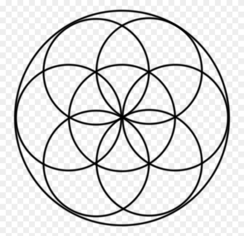 Sacred Geometry Circle Triangle - Sacred Geometry PNG – Stunning