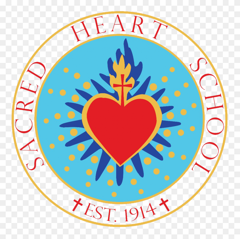963x959 Sacred Heart Catholic School Established - Sacred Heart Clip Art