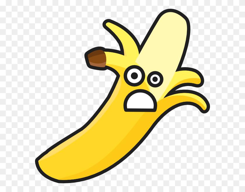 600x600 Sad Banana Clip Arts Download - Sad Clipart