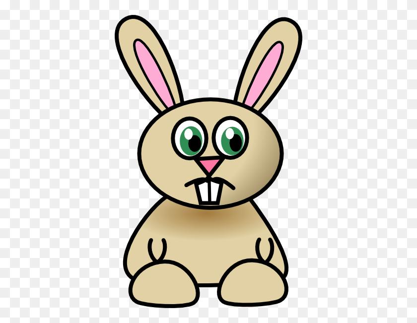 378x591 Sad Bunny Clip Art At Vector Clip Art Online - Sad Clipart
