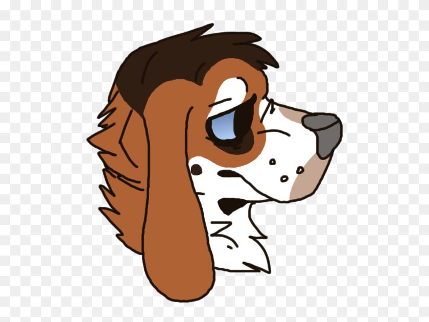 520x570 Sad Dog Eyes Weasyl - Sad Dog PNG