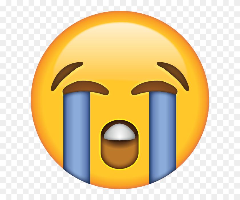 640x640 Sad Emoji Png Pic - Sad Emoji PNG