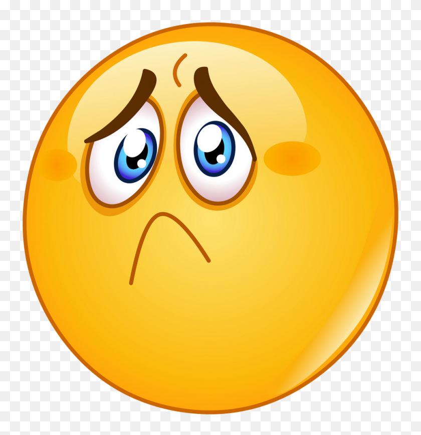 962x996 Sad Face Emoji - Sad Emoji PNG
