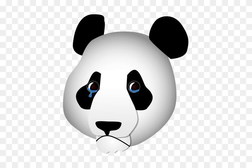 Sad Panda - Pandas PNG