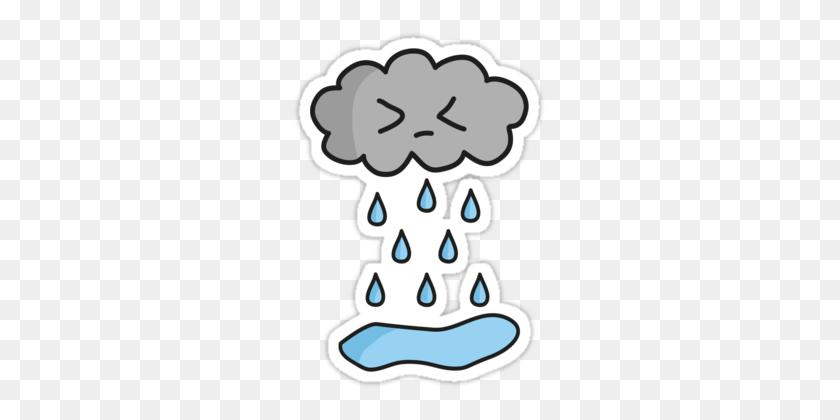 375x360 Sad Rain Cloud Clipart Clip Art Images - Sad Eyes Clipart