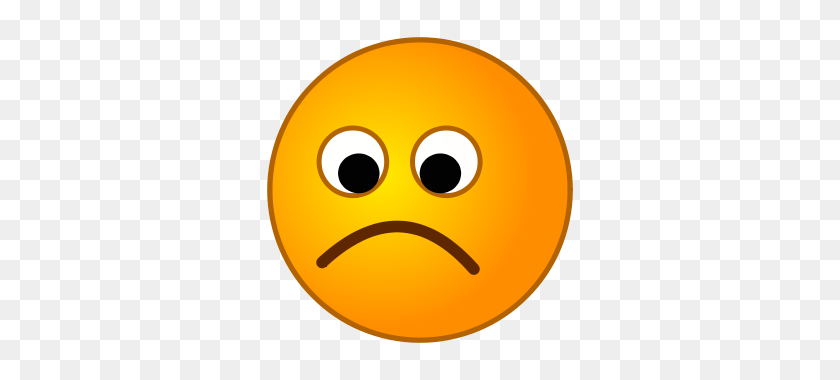 Sad Smiley Face Clip Art - Sad Smiley Face Clip Art