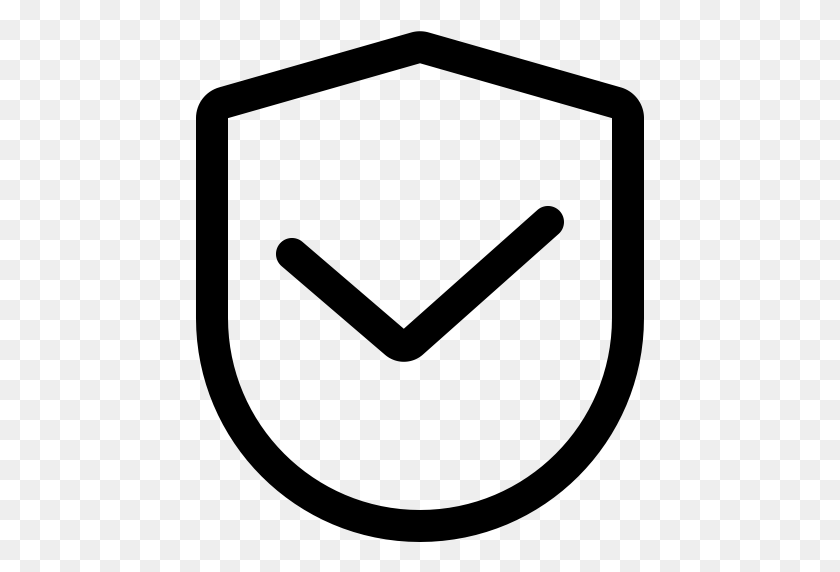 Safety Icon With Png And Vector Format For Free Unlimited Download - Safety Clipart Black And White