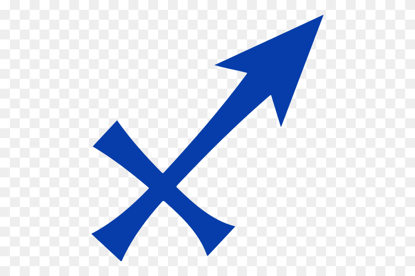 Sagittarius Sign - Sagittarius Clipart