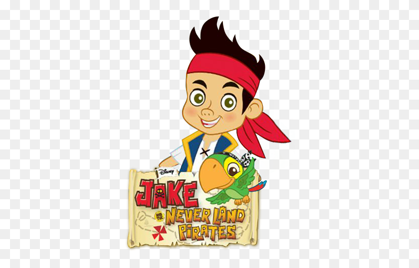 Sailing Ship Clipart Jake And The Neverland Pirates - Pirate Ship Clip Art