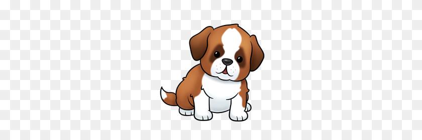 Saint Bernard Dog - Saint Bernard Clipart