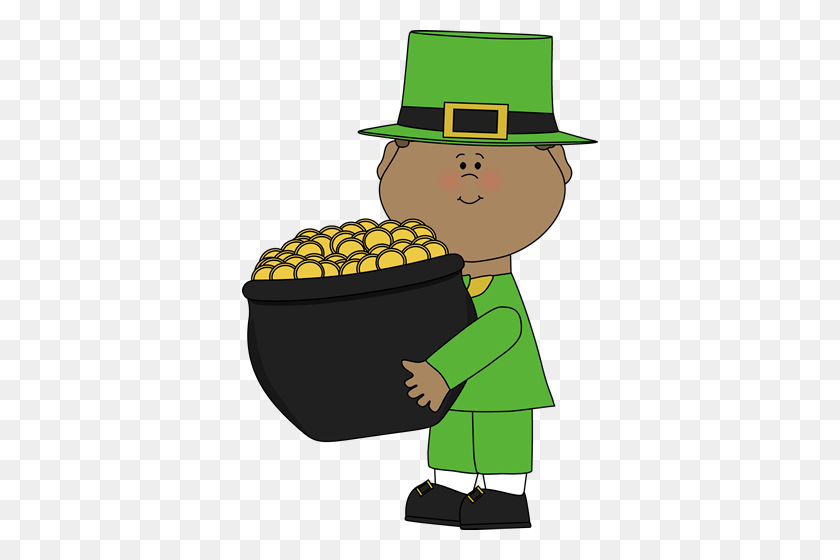 Saint Patrick's Day Clip Art - Picture Day Clipart