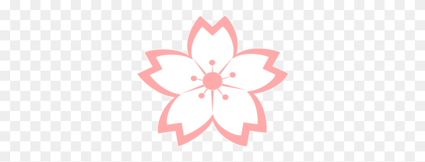Sakura Blossom - Sakura Clipart