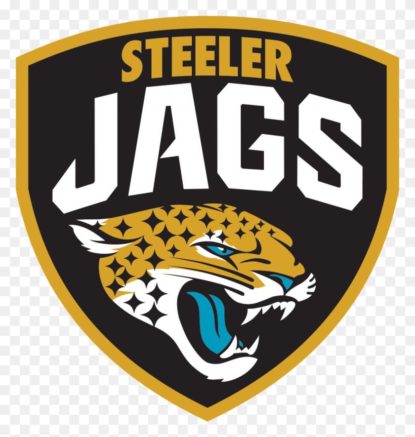 Salida Steeler Jags - Steelers Logo PNG