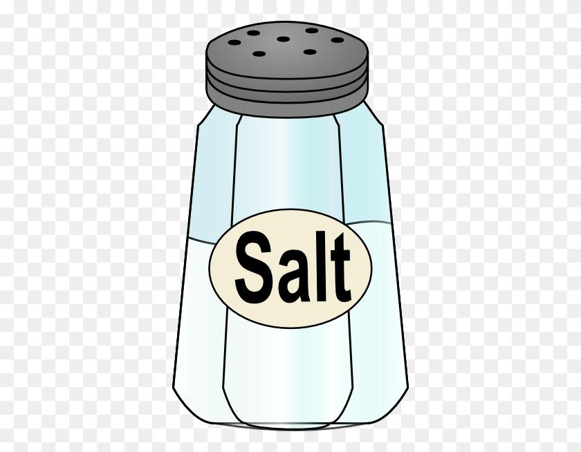 Salt Shaker Clip Art - Salt Clipart