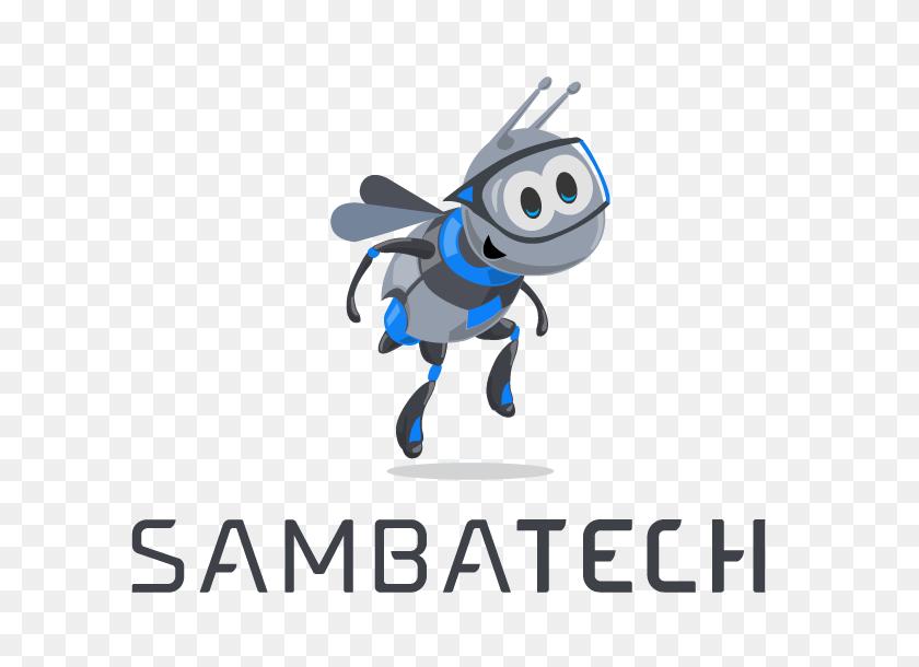 Samba Tech Logo - Tech PNG