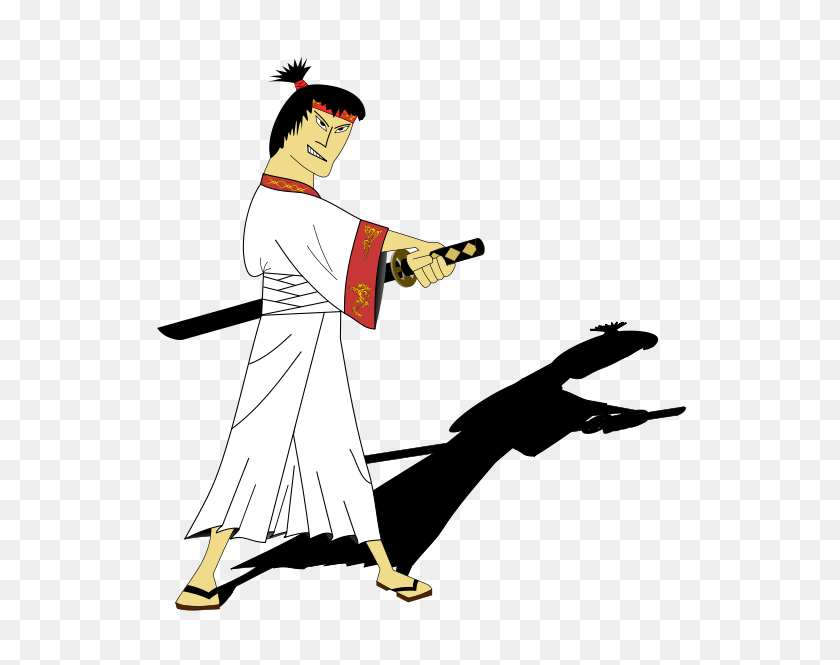 Samurai Clip Art Look At Samurai Clip Art Clip Art Images - Personal Trainer Clipart