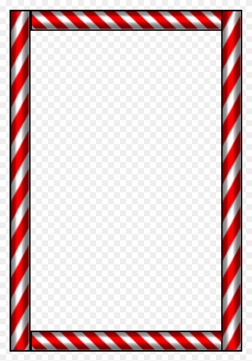 Santa Borders For Microsoft Word - Word Clip Art Borders
