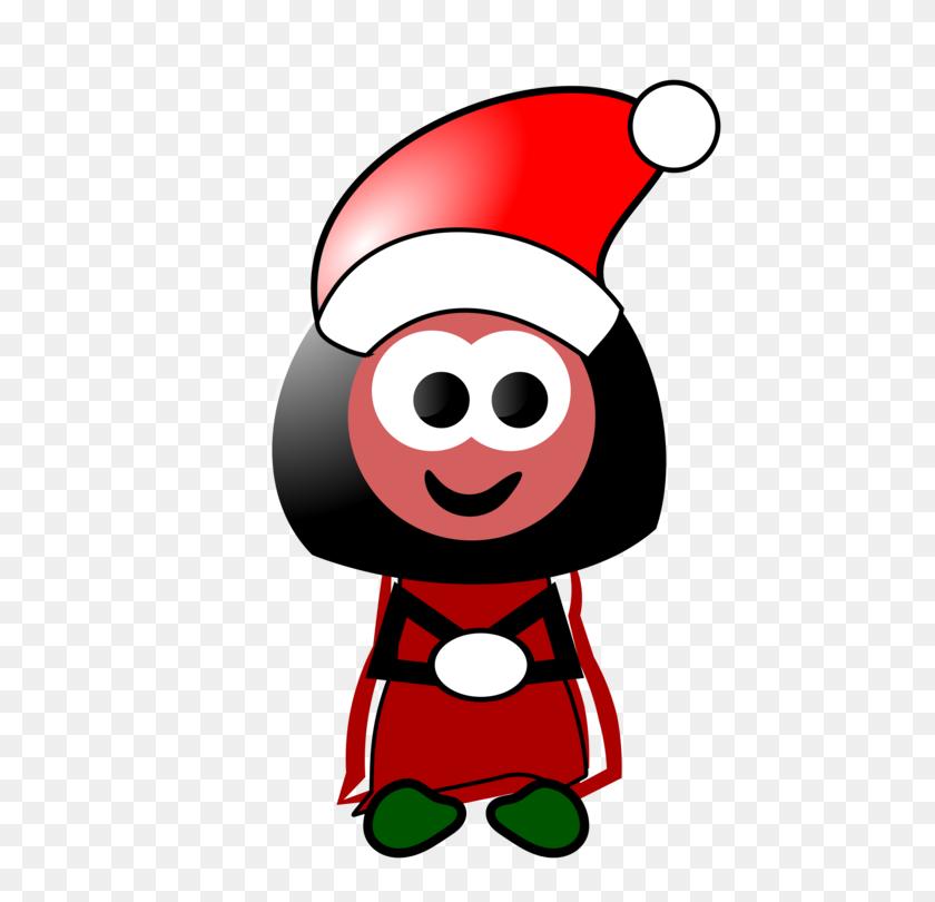 Santa Claus Christmas Day Christmas Tree Christmas Ornament - Mrs Claus Clipart
