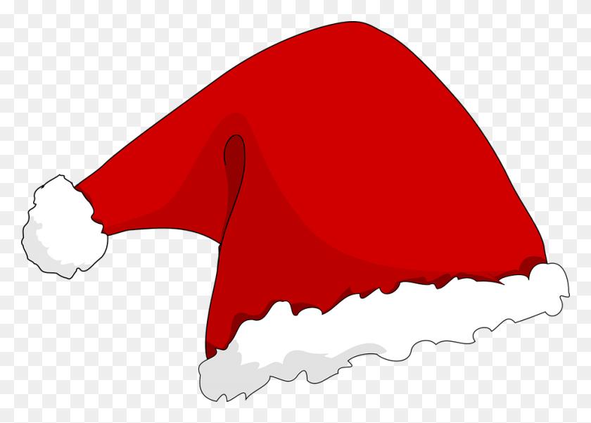 Santa Claus Hat Clip Art Santas Hat Santa Claus Christmas Free - Signature Clipart