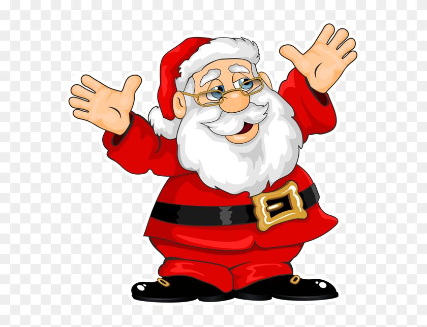 Santa Claus Png Clipart Hebert Santa, Clip Art - Santa Claus PNG
