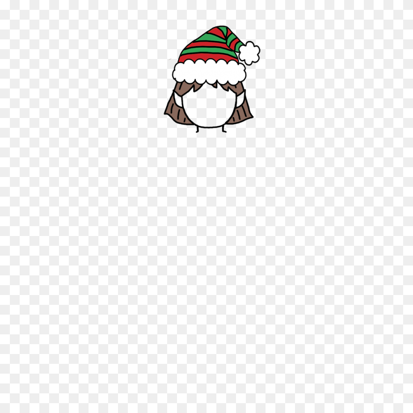 Santa Clipart Ice Skating, Santa Ice Skating Transparent Free - Santas Elves Clipart