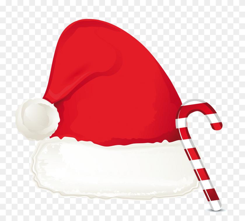Christmas Hat Clipart Transparent Background.Santa Hat Clipart With Transparent Background Clip Art
