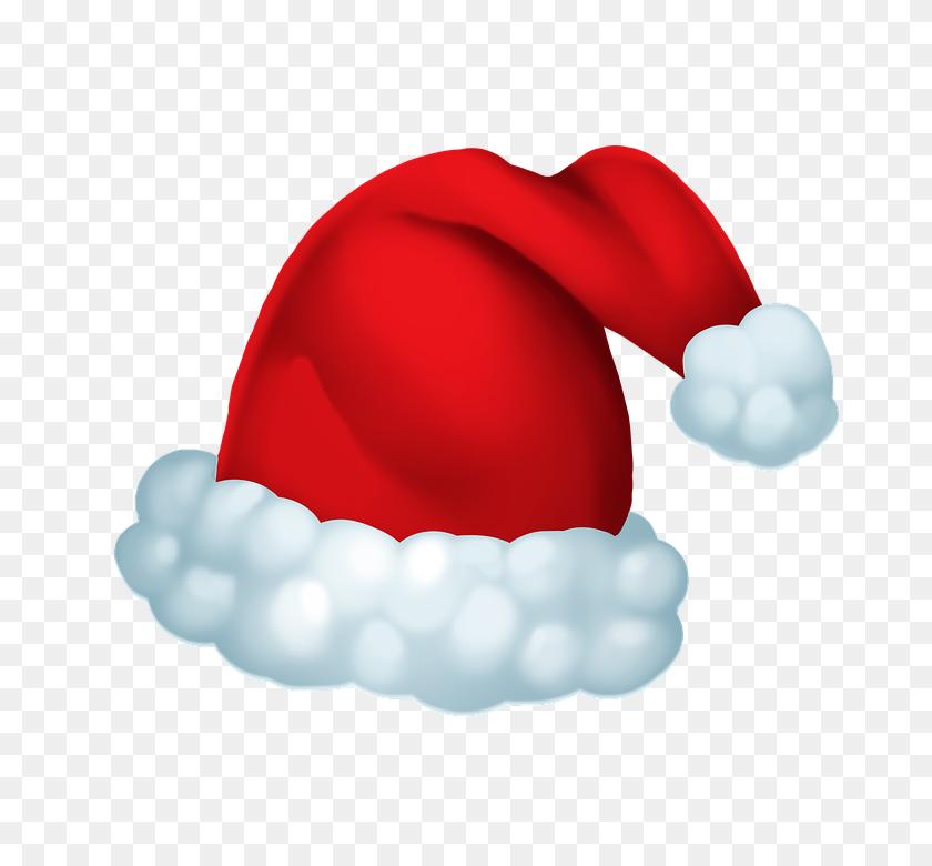 Santa Hat Png Image Download - Santa Hat PNG