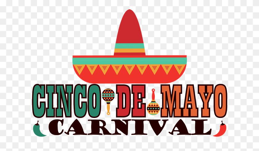 Save The Date For The Cinco De Mayo Carnival! - Clip Art Cinco De Mayo