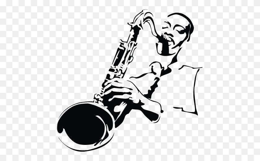 Saxophone Clipart Clip Art - Pitbull Clipart
