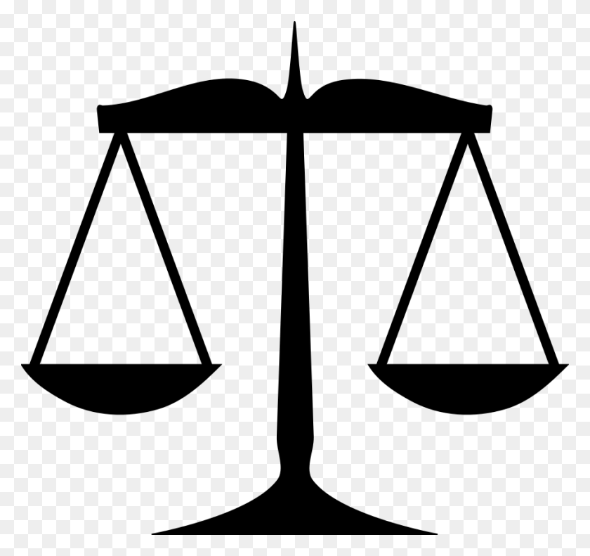 900x844 Scales Of Justice Clipart, Vector Clip Art Online, Royalty Free - Sacrifice Clipart