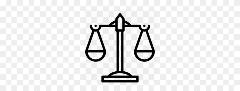 260x260 Scales Of Justice Powerpoint Clipart - Free Clipart Images Scales Of Justice