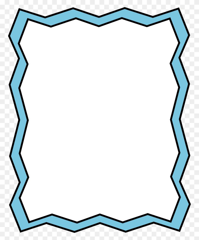 Scalloped Border Clip Art - Scalloped Frame Clipart