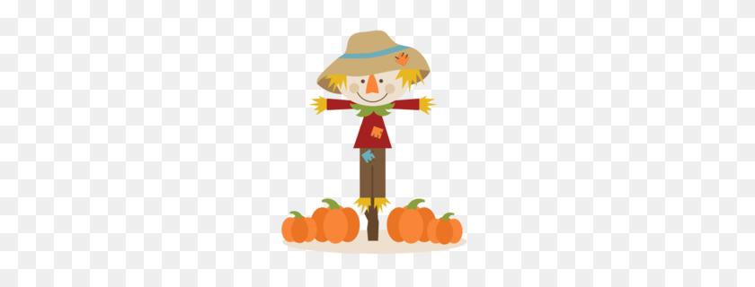 Scarecrow Clipart - Scarecrow Hat Clipart