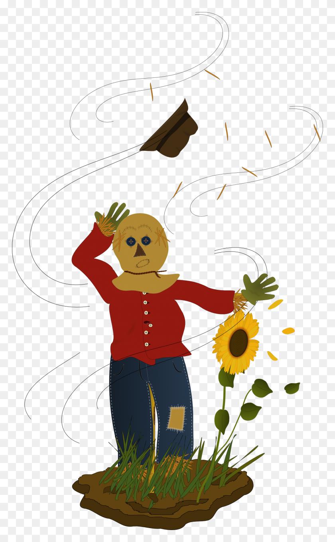 Scarecrow Hat Clipart - Scarecrow Hat Clipart