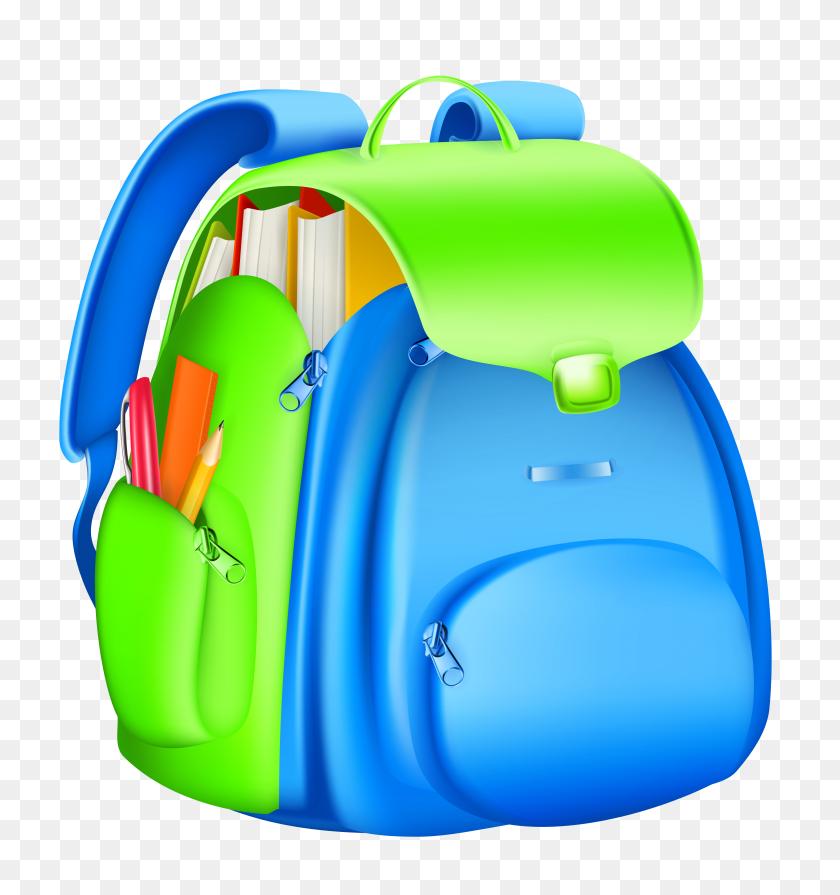 School Backpack - School Clip Art Free