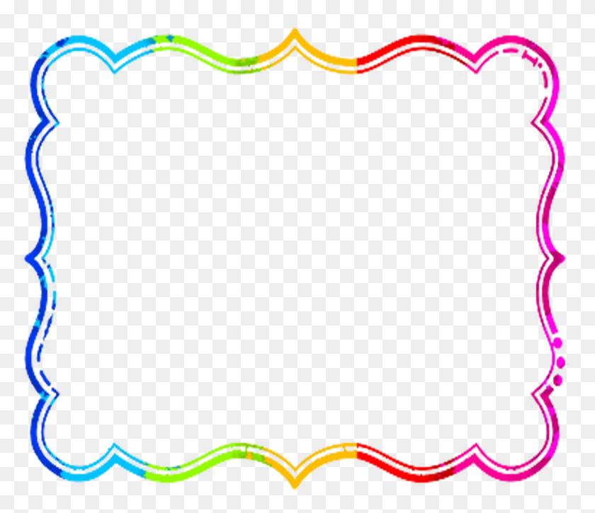 School Border Clipart - School Chalkboard Clipart