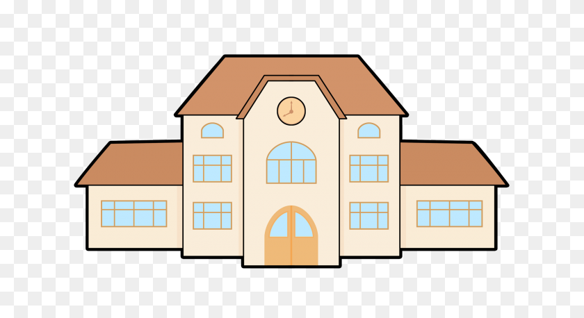 School Building Clipart Look At School Building Clip Art Images - Capitol Building Clipart