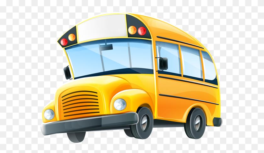 School Bus Png Clip Art - School Bus Images Clip Art