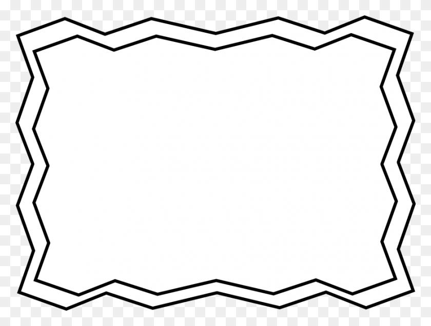 School Clip Art Borders - Education Clipart Black And White