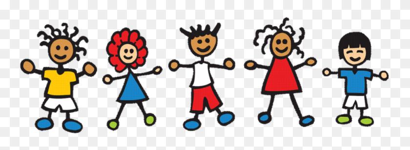 School Kids Holding Hands Clip Art - Kids Holding Hands Clipart