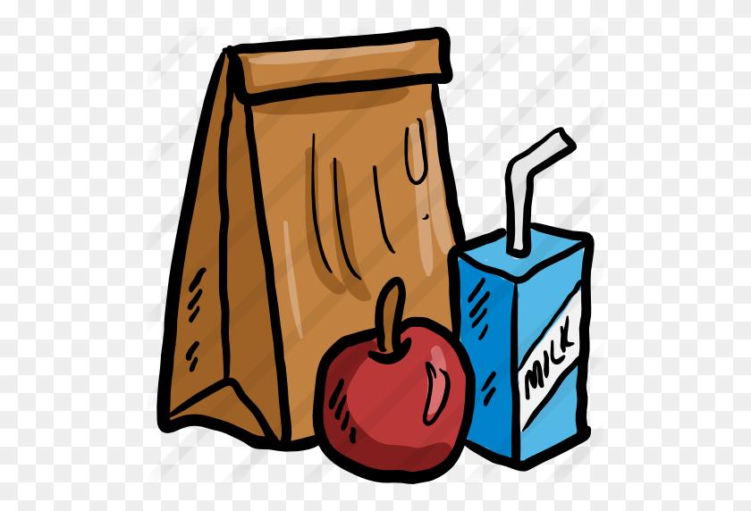 School Snack Clip Art Download School Snack Clip Art - Lunch Bag Clipart